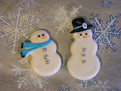Snow couple...