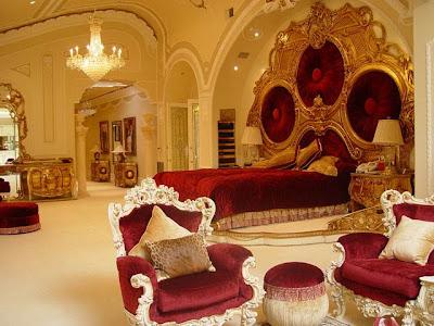 Asif's Blog: Mannat (Shahrukh's Home)