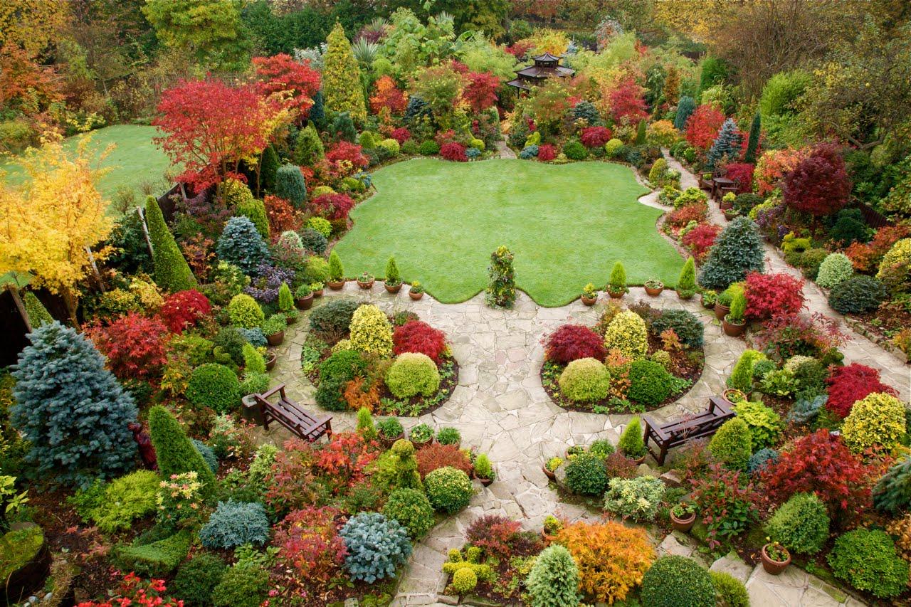 Matin lumineux jardin des 4 saisons for Jardin 4 saison
