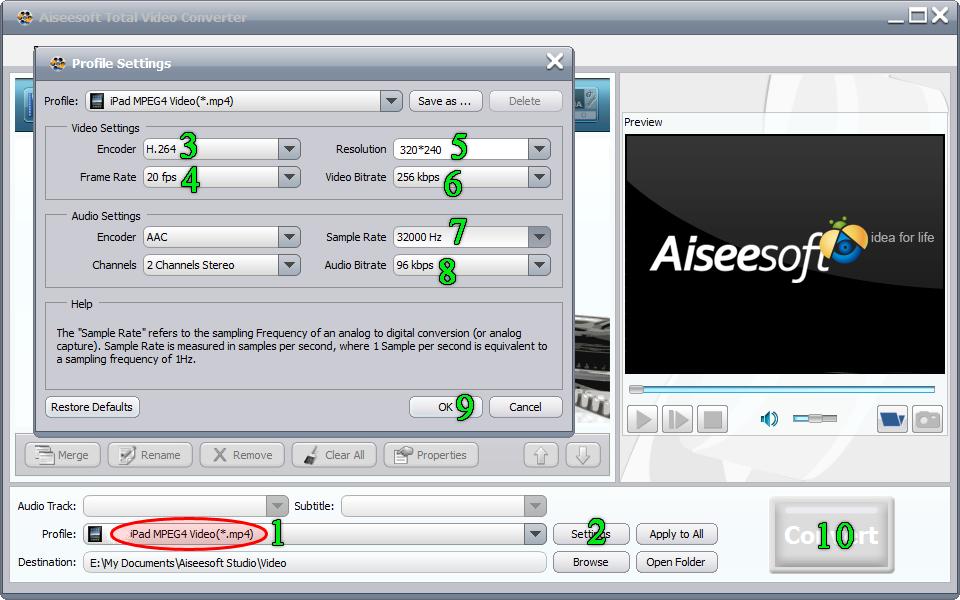 Hossam Magdy: Aiseesoft Total Video Converter 6.12