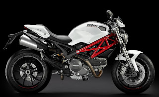 2010 The sexy Ducati Monster 796