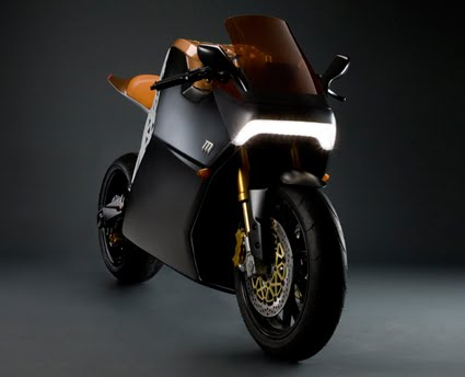Mission Motors Unveils The Tesla Roadster Of Motorcycles