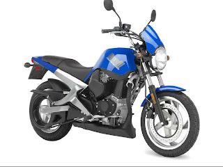 street buell motorbike