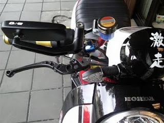 honda scoopy modification spec