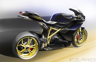 2013 ducati superbike concept wallpaper