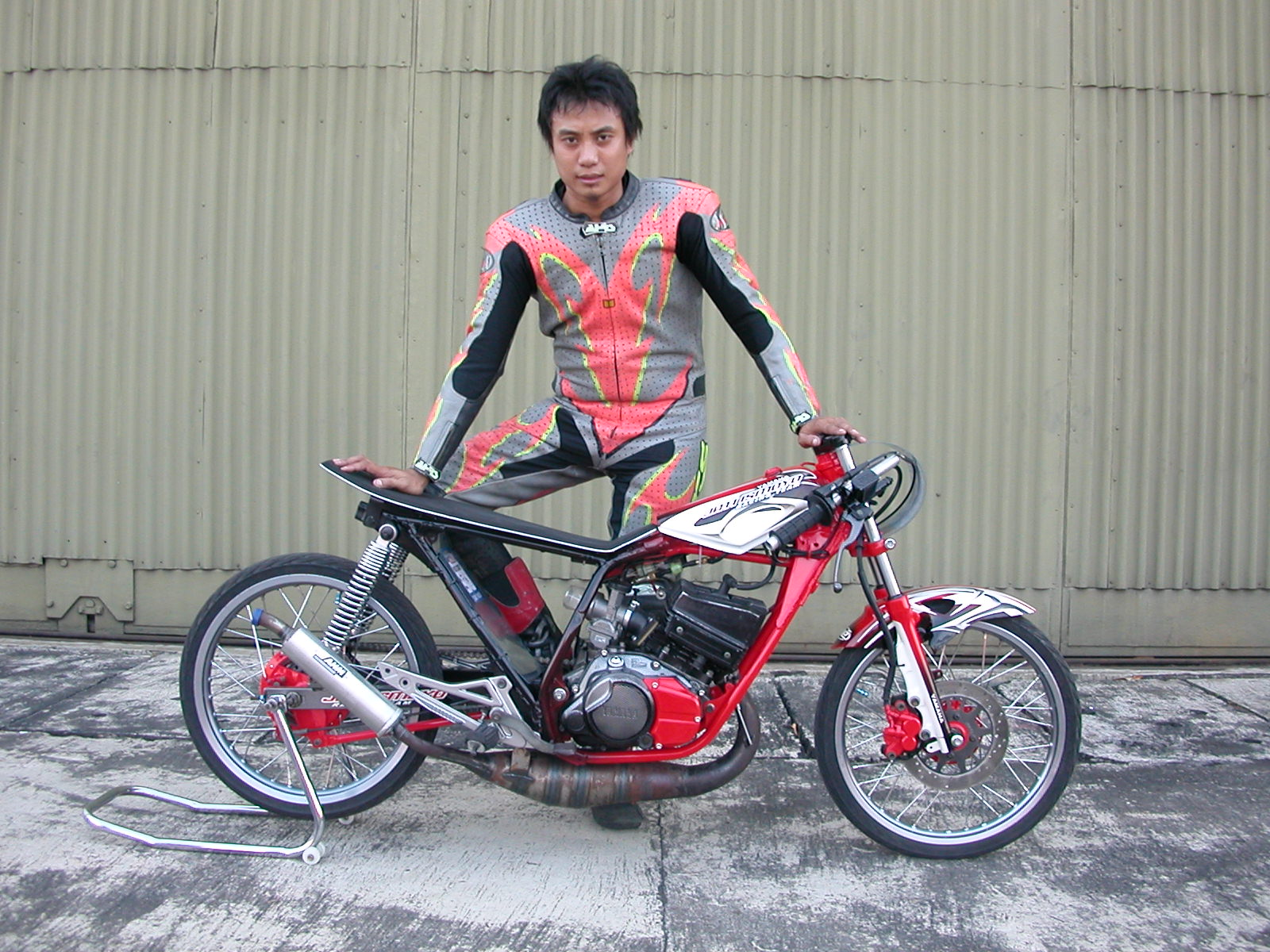 Picture of Motor Yamaha Modifikasi