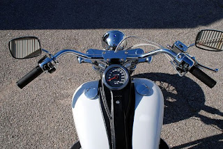 USA matic motorcycles - ridley Standard Auto-Glide
