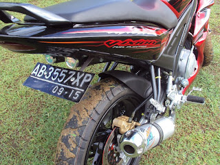 Motorcycle Modif Yamaha Vixion 2010 Motorcycle Modifications