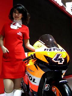 2010 Honda RC212V Andrea Dovizioso