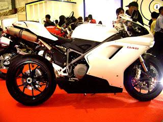 ducati 848 motorbike sport 2010