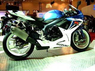 2010 Suzuki GSX-600 or 750