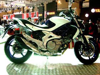 2010 Suzuki Gladius 650