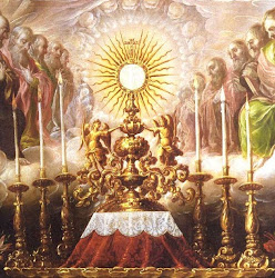Adoration &amp; Benediction Of The Blessed Sacrament