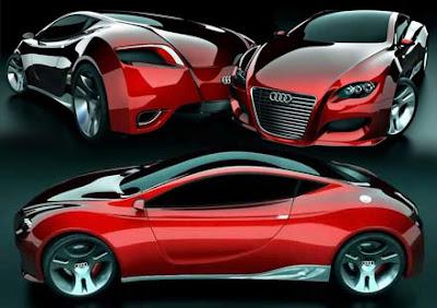 pictures of Audi Locus Concept