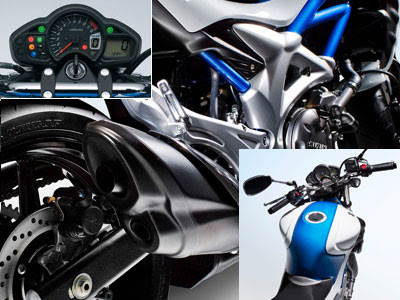 Suzuki Gladius Beautiful Image Pictures