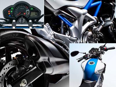 Suzuki Gladius Beautiful Image Pictures