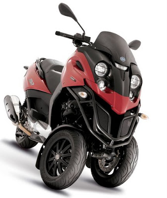 2009 Piaggio MP3 500 Scooter