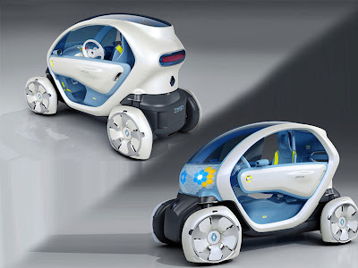 Renault Twizy 2009 Car Concept