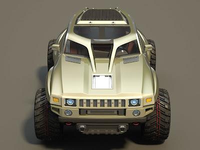 HB HUMMER V6 Biodiesel Concept