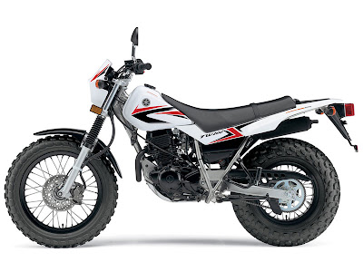 2010 Yamaha TW200 - Dual Purpose Motorcycles