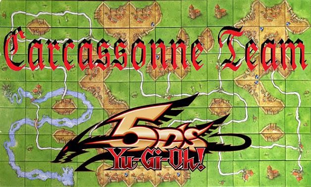 Carcassonne Team Yugioh