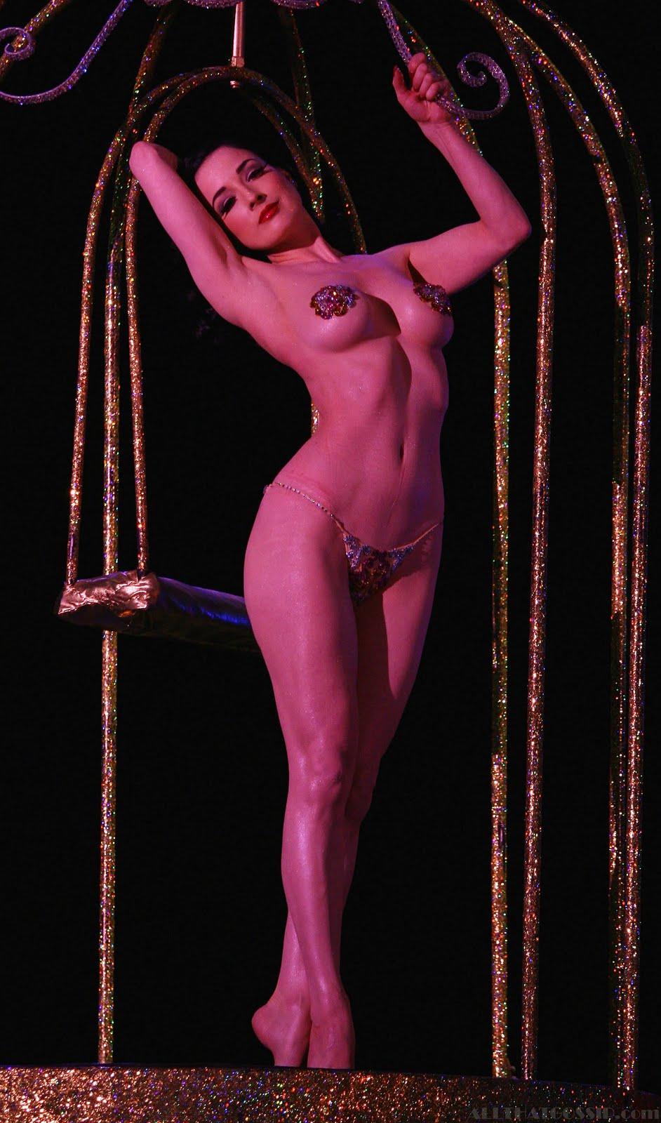 Танцует гламурный стриптиз 16 фотография