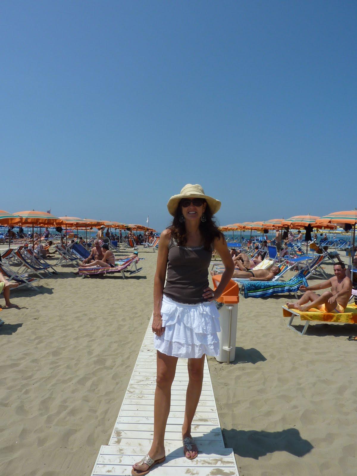 Jennifer 39 s life in tuscany july 2010 - Bagno guido viareggio ...