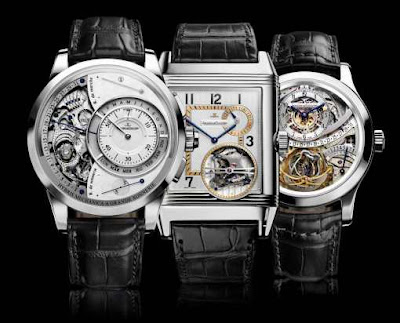 The Jaeger-LeCoultre Hybris Mechanica 55 trilogy @ sweetassugarman.blogspot.com