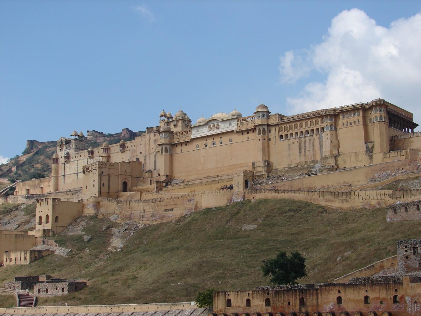 La visita al fuerte de Amber : hacer viajes