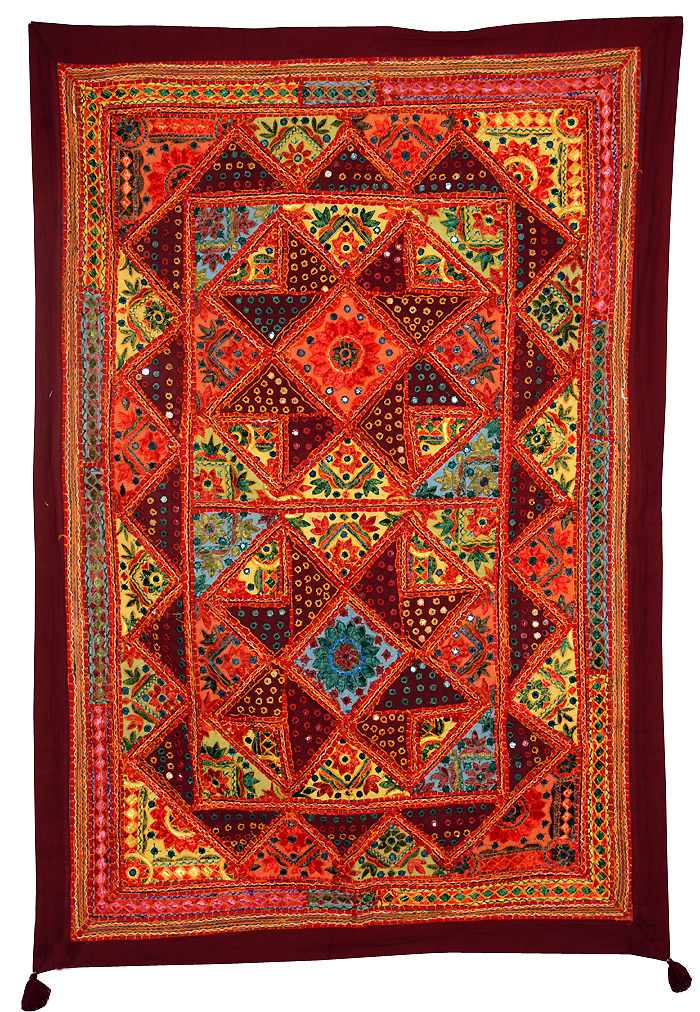 Decorative Wall Hanging Tapestry : Jaipur rajasthani indian wall hangings tapestry