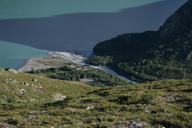 Поход по горам Норвегии