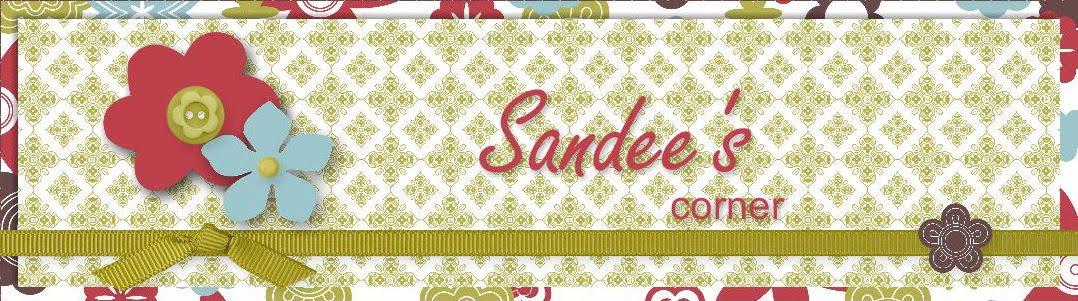 Sandee's Corner