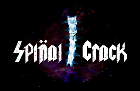 Spinal Crack - Creations by Janet Carmody