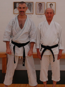 Dobbins and Ibusuki Sensei