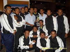 Majlis Penutup dan Penyampaian Piala Pusingan Sukan MASUM 2009