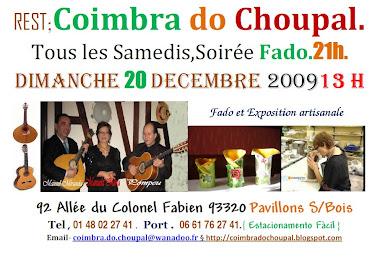Dimanche 20 Decembre 2009
