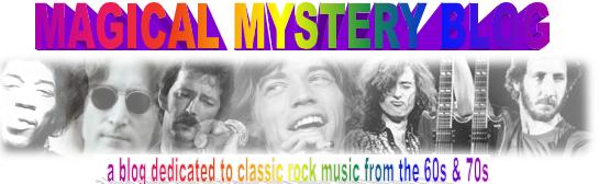 Magical Mystery Blog