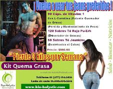 Kit Quema Grasa