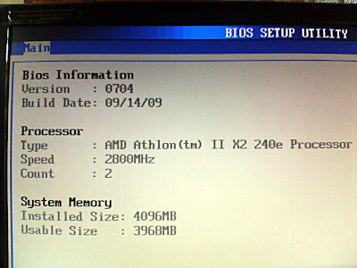BIOS New Version