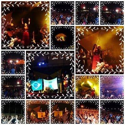 Damares - Ao vivo em Ipiau 2009
