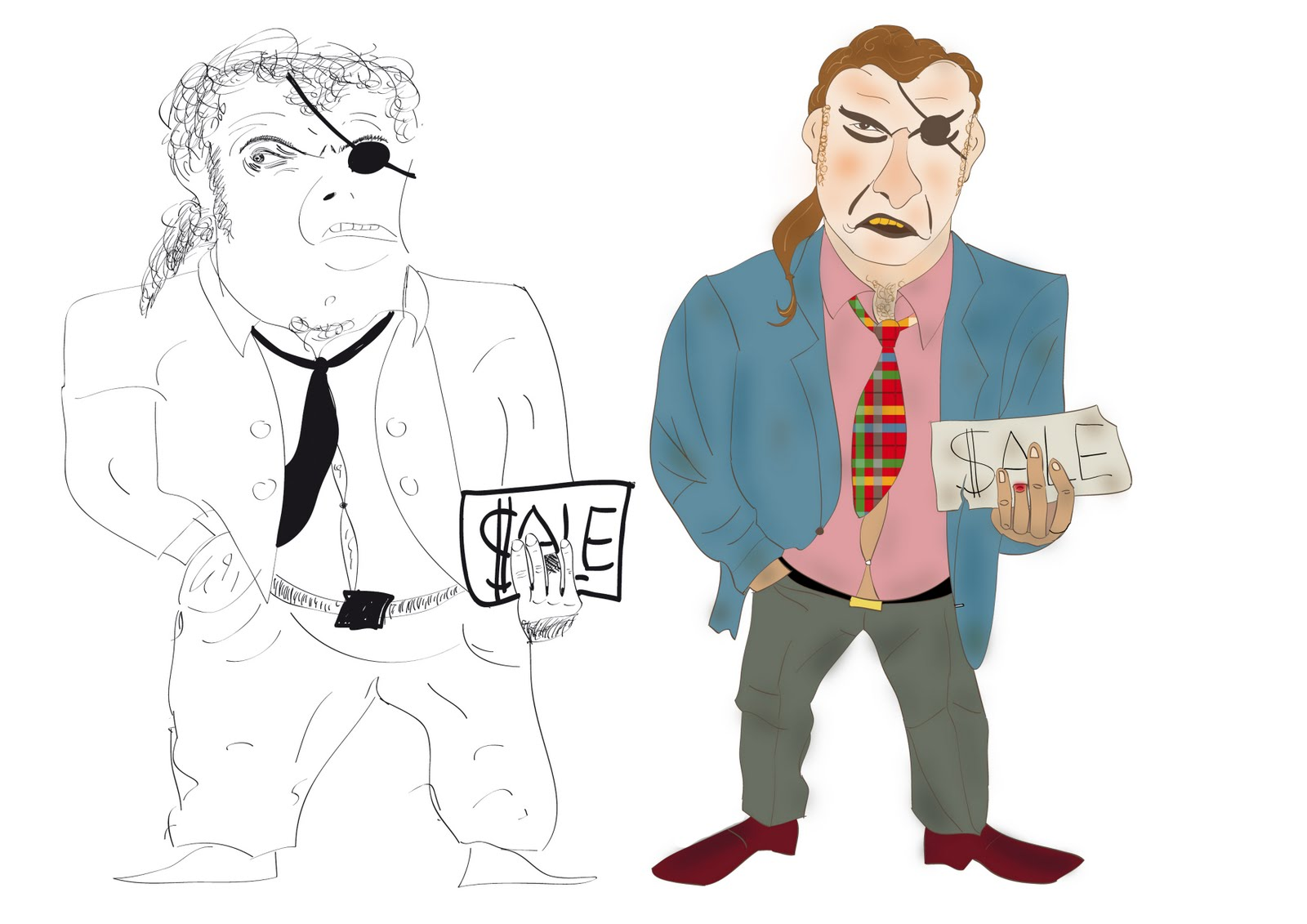 Character Design Course : Stephen silver character design course