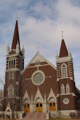 St. Mary Cathedral - Saginaw, Michigan