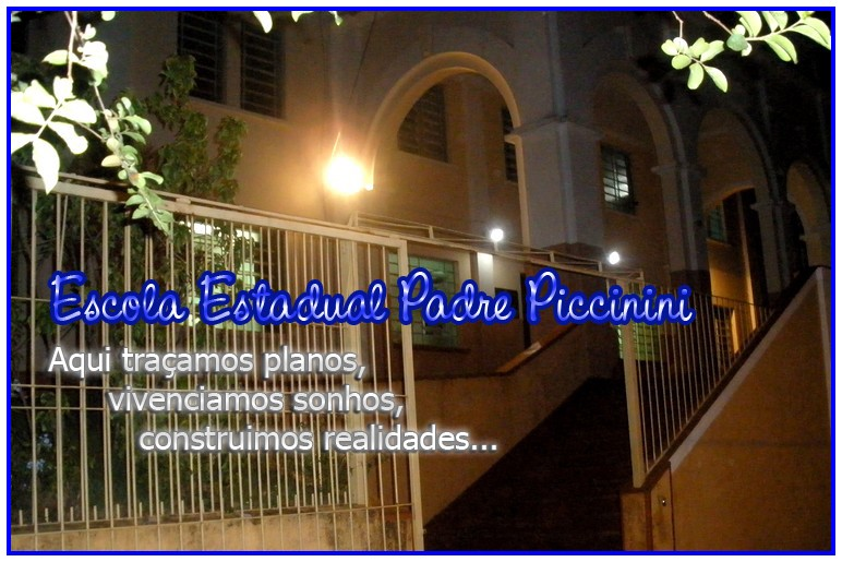 Almanaque Escola Estadual Padre Piccinini