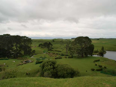 Matamata , The Land Where Hobbits Live Seen On  www.coolpicturegallery.net