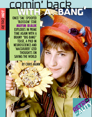 """blossom"" and ""big bang""'s mayim bialik interview"