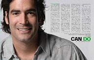 Carter Oosterhouse emmy magazine feature