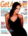 Laila Ali interview