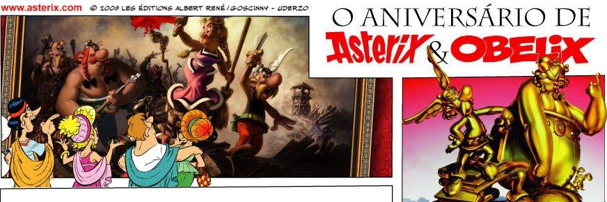 Asterix e Obelix - 50 anos