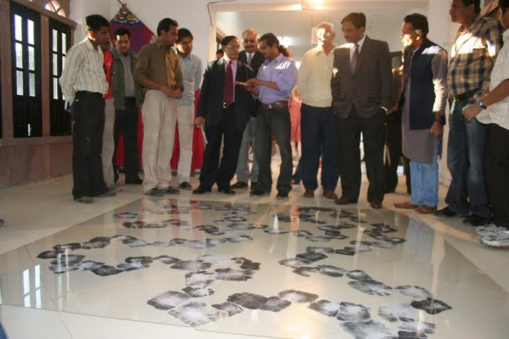 Sowing seeds Exhibition