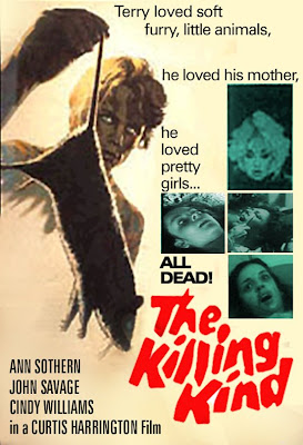 the killing kind 1973 directed by curtis harrington opens as